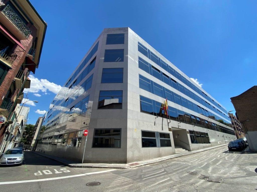edificio oficinas ardian