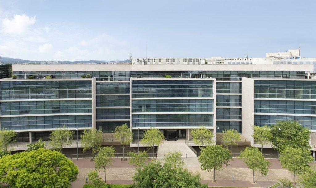 edificio oficinas sant cugat valles
