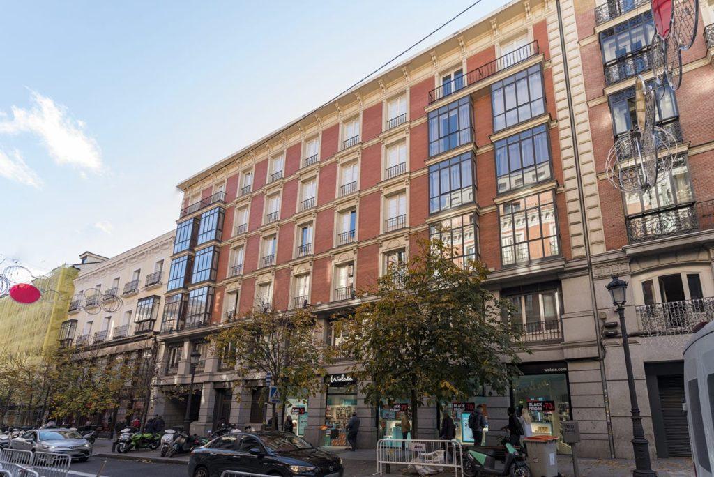 edificio viviendas calle atocha Madrid Vivenio Fuente vivenio