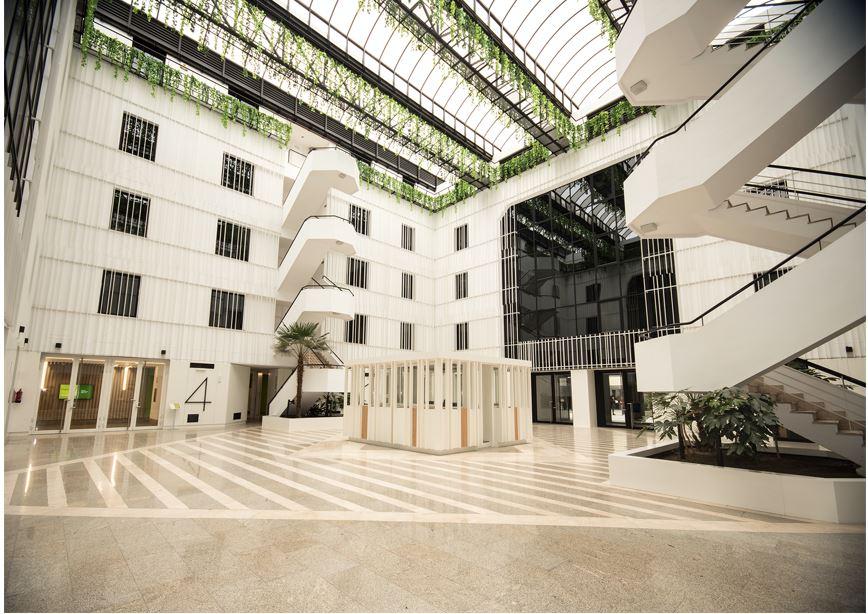 complejo de oficinas Alcalá 265 de Madrid