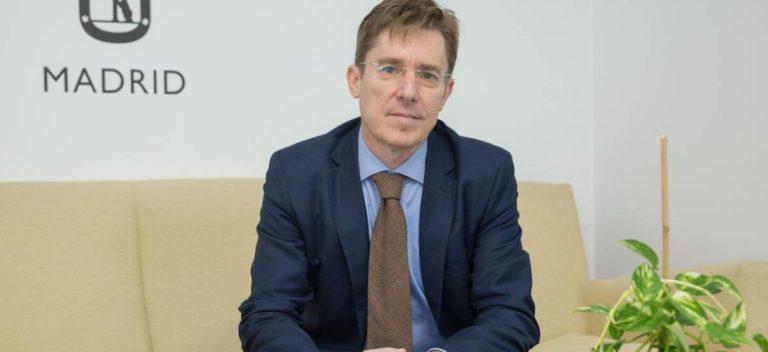 La Comunidad de Madrid nombra a José Luis Moreno director de la Oficina de Madrid Nuevo Norte