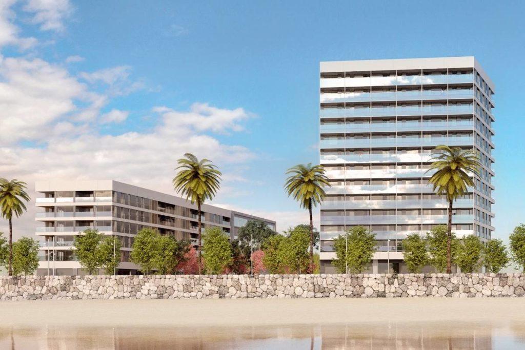 Kronos invertirá 48 millones en un nuevo complejo residencial en Badalona