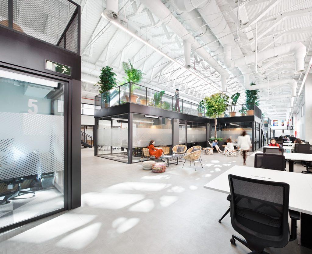 Zityhub incorpora nueve espacios de 'coworking' de Loom en Madrid y Barcelona