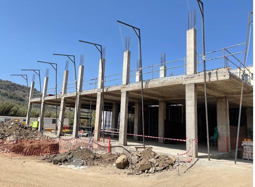 Edificio Betancuria en Arucas