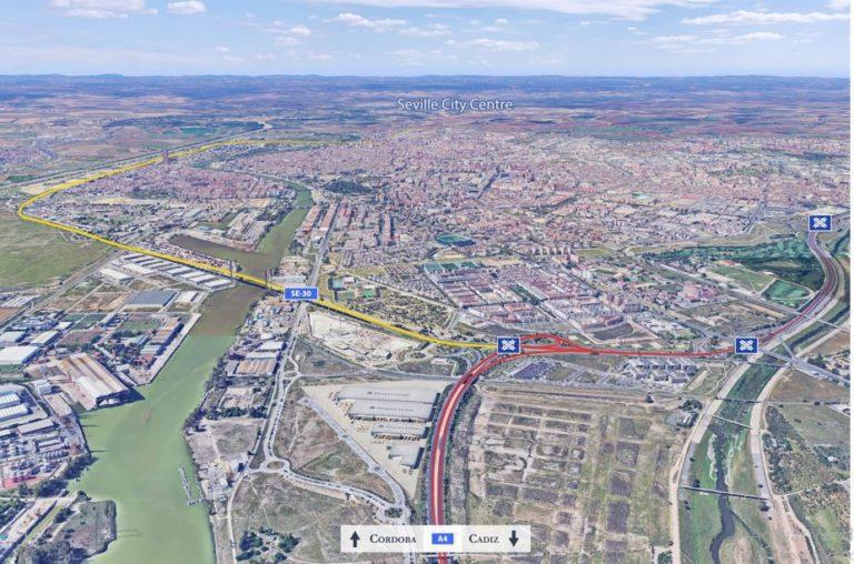 Panattoni lanza en Sevilla su mayor proyecto logístico en España