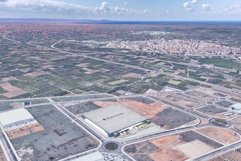 Panattoni Acquires 50,000-m2 Plot of Land in Valencia for Logistics Project