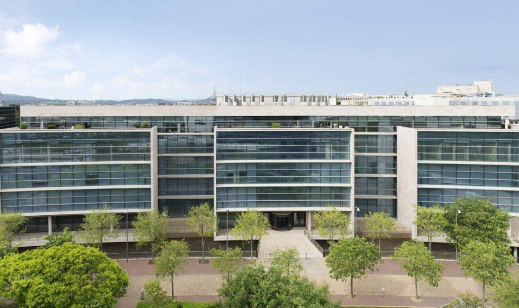 parc cugat Edificio oficinas Tikehau Barcelona 1