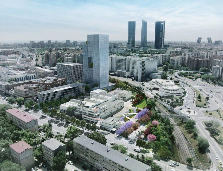 Madrid Greenlights Metrovacesa's Former Clesa Factory Urbanization Project