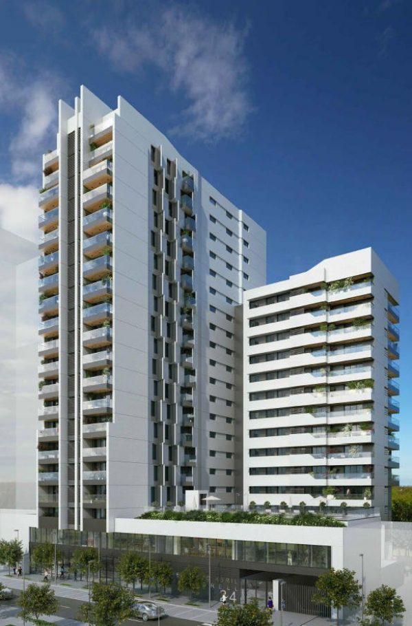 residencial malilla acciona inmobiliaria