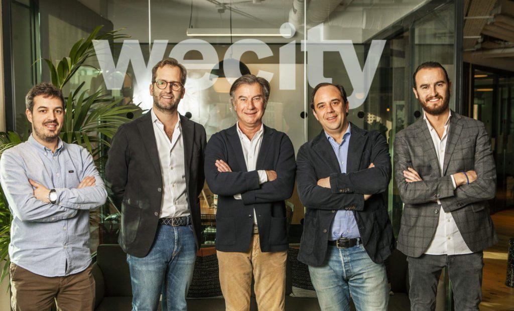 Wecity alcanza los 6 millones en proyectos financiados en su primer año