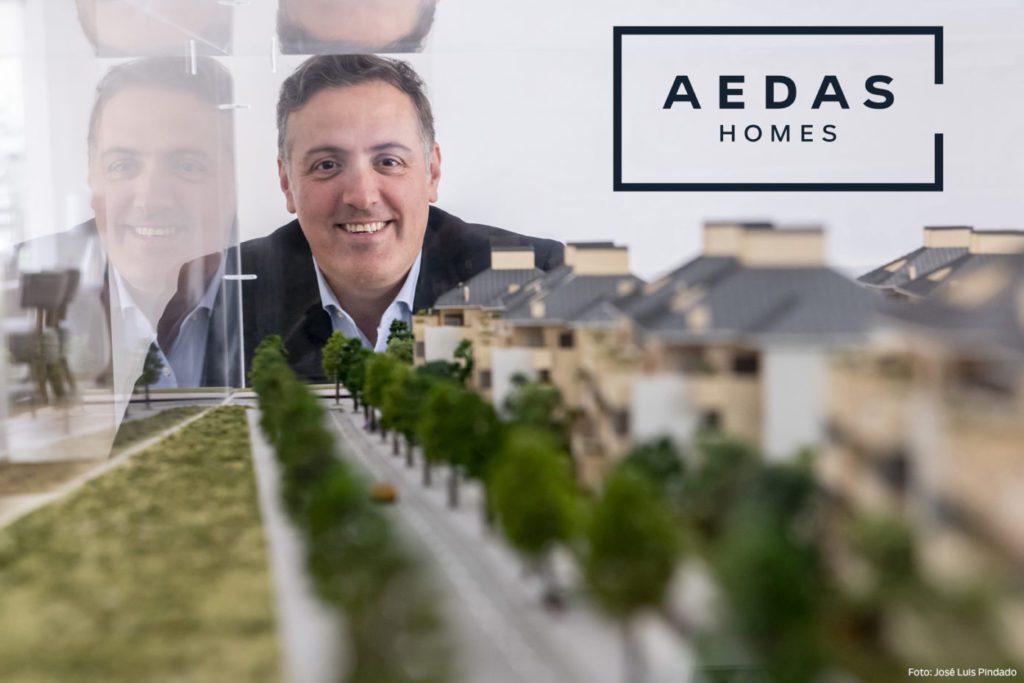 David Martinez CEO de AEDAS Homes