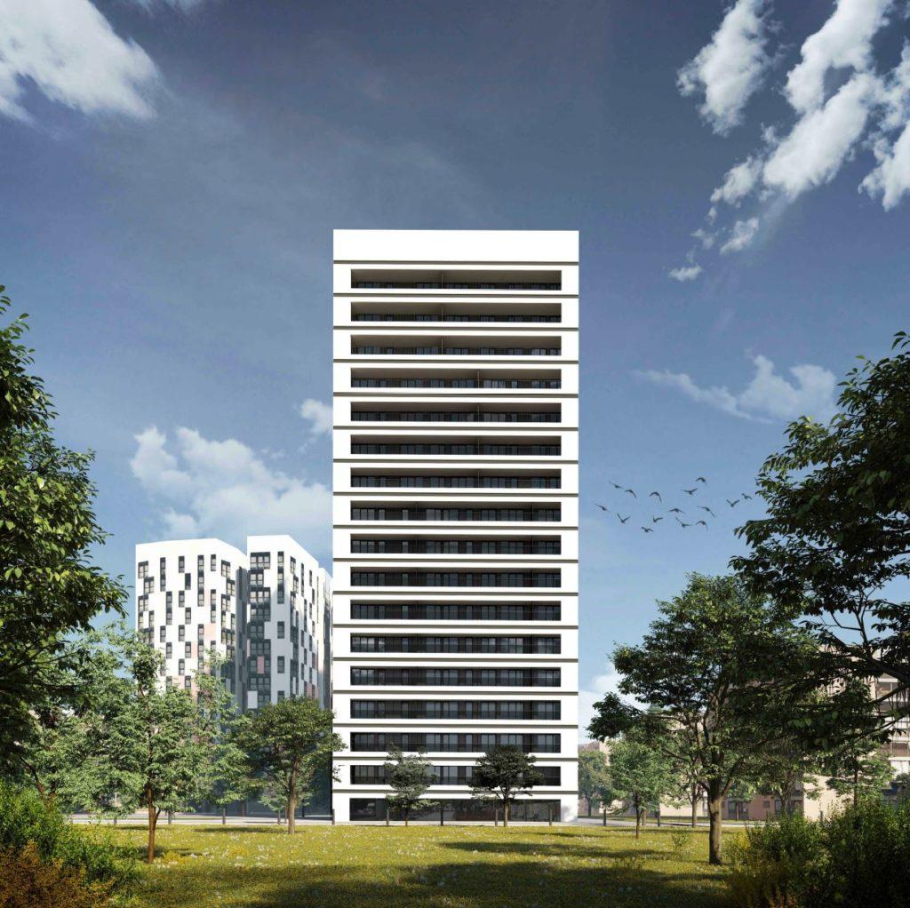 Hospitalet built to rent lar primonial vivienda alquiler