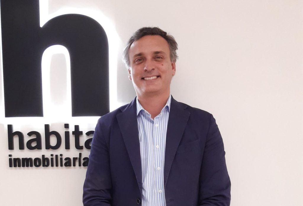 Miguel Silmi, nuevo Gerente Territorial de la zona Centro de Habitat Inmobiliaria