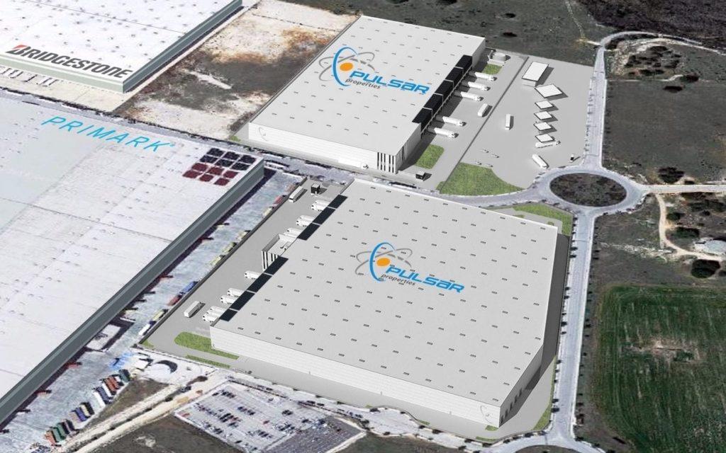 El sector logístico alcanza una contratación de 1,89 millones de m2 hasta septiembre