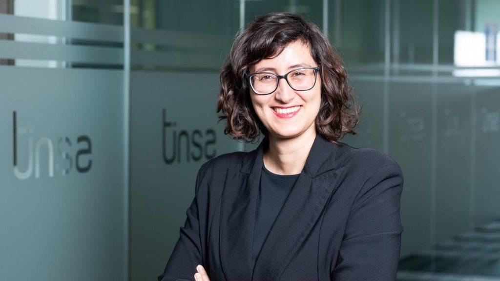 Tinsa nombra a Cristina Arias directora de su servicio de estudios