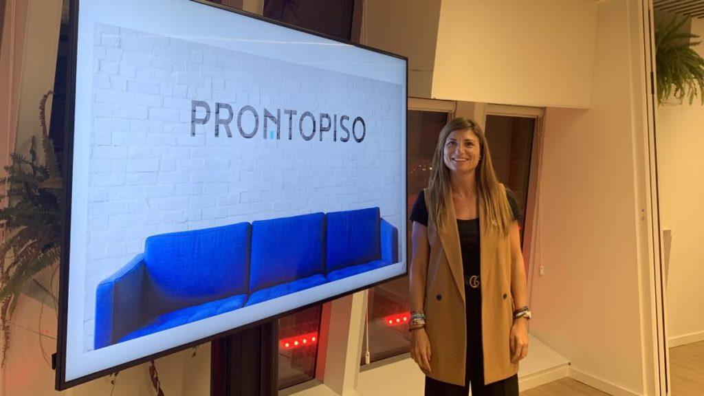 Prontopiso ficha a Elena Ger como directora de 'marketing' y comunicación