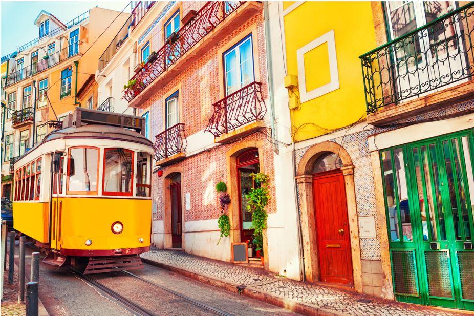 portugal tranvia
