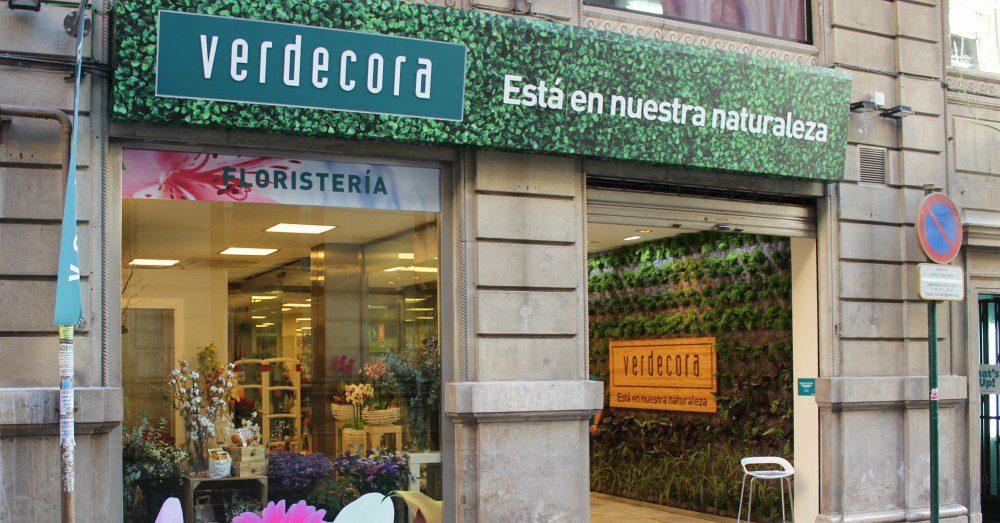 Compañía de Garden Centers Verdecora